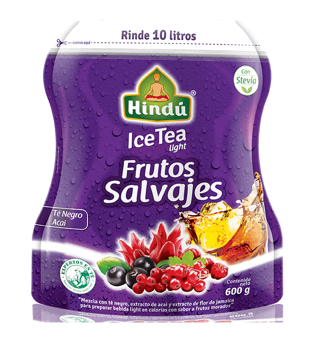 Ice te frutos salvejes 600gr